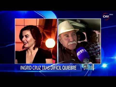 Ex pareja de Ingrid Cruz rompe el silencio sobre el termino de la relación PRIMER PLANO