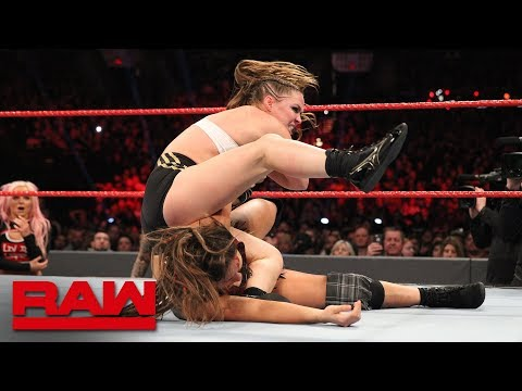 Xxx Mp4 Ronda Rousey Vs Sarah Logan Raw Feb 4 2019 3gp Sex