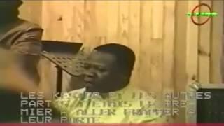 Papa wemba en colère