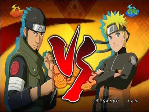Naruto Shippuden Ultimate Ninja Storm 2 Parte 9 Español