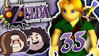 Zelda Majora's Mask: Ke$ha - PART 35 - Game Grumps