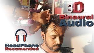 Binaural ASMR Master Cracker Head Massage with Cracking