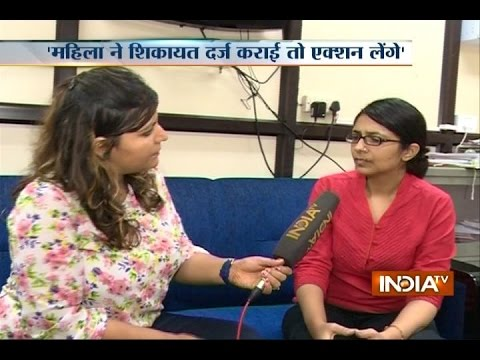 DCW Chief Swati Maliwal Speaks over Sex Tape of AAP Minister Sandeep Kumar