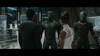 Black Panther | Official Hindi Trailer | In cinemas February 16