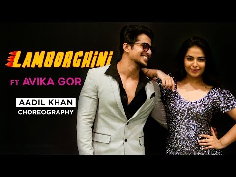 Xxx Mp4 Lamberghini Aadil Khan Choreography Ft Avika Gor 3gp Sex