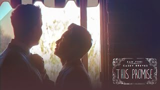 This Promise - Sam Tsui & Casey Breves (Wedding Music Video)
