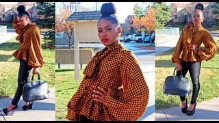 Get Ready With Me! African Affair With Enibaby4 And Aymonegirl