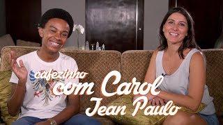 Cafezinho com Jean Paulo - Bake Off Brasil SBT - Carol Fiorentino