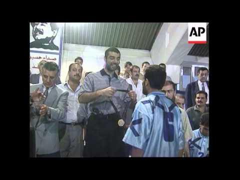 Xxx Mp4 Iraq Uday Attends Football Match 3gp Sex