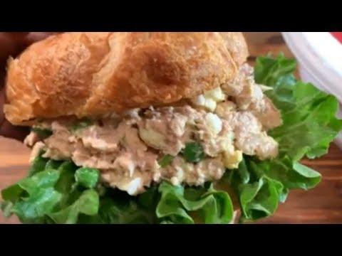 Xxx Mp4 How To Make Tuna Salad Gina Young Style 3gp Sex