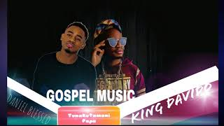 King Davido feat Daniel Blessed - Tunakutamani (music Audio)
