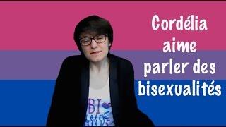 CORDELIA AIME... parler de la bisexualité #3
