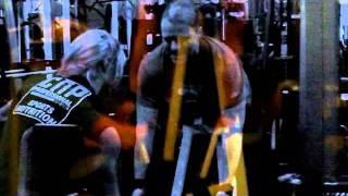 UK Muscle Babes Train Hardcore @ Phoenix