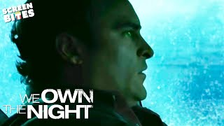 We Own The Night: Bobby (Joaquin Phoenix) and Amanda (Eva Mendes) car chase