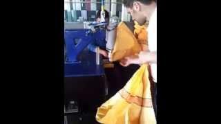 Baysonic BSUL Kollu Utrasonik Dikiş Makinesi / Baysonic Lace Sewing Machine