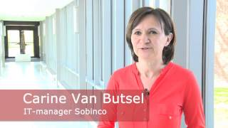Sobinco introduceert efficiënte order picking met de scanningsmodule van Dynamics AX