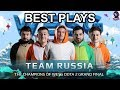 Team RUSSIA VP WESG CHAMPIONS BEST PLAYS Highlights By Time 2 Dota Dota2 mp3