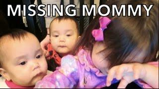Missing Mommy - Dancember 13, 2014 ItsJudysLife Vlog