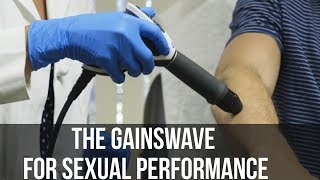 Gainswave Pshot For Ed Sexual Performance W Dr Kathryn Retzler