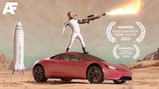 The Elon Musk Story | 3D Animated