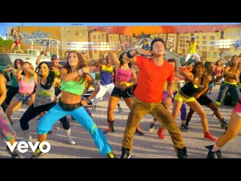 Don Omar Zumba Campaign Video