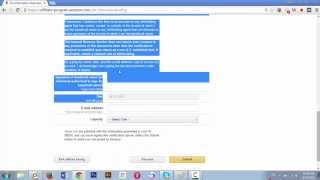 Amazon Tax Information As Non US Person - Bangla Tutorial