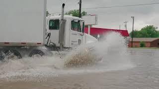 Heavy rain and flooding, Ralls, TX - 5/24/2019