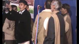 Khat Likhti Hai Sughra Mere Bhaiya Ali Akbar   Zafrul Iman Usmanpur   27 Moharram Jafrabad 2010