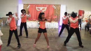 Heidy Surprise Dance Quinceañera