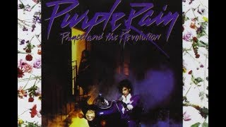 Album Review #22 - Purple Rain - Prince And The Revolution