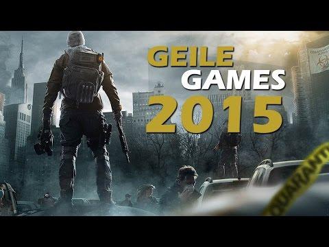 Die coolsten Spiele 2015 - Jahresvorschau - Top 12