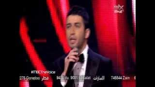THE VOICE  سيمور جلال موال تركي في برنامج احلى صوت