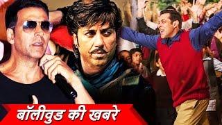 Shahrukh Khan के साथ CLASH पर Akshay का रूखा जवाब, Salman Khan की Tubelight से भिड़ेंगे Sunny Deol