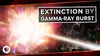 Extinction by Gamma-Ray Burst | Space Time