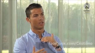 Cristiano Ronaldo Fala 7 Segredos Para O Sussesso