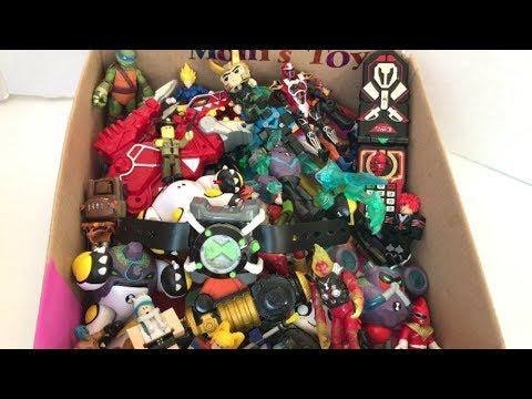 Xxx Mp4 Box Of Toys With Names Ben 10 Action Figures Omnitrix Power Rangers T Rex Super Charge Morpher 3gp Sex