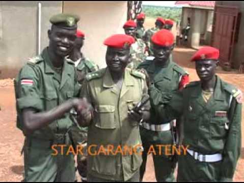 Garang Ateny SPLM A
