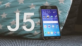 Samsung Galaxy J5 im Test | deutsch 📹 techloupe