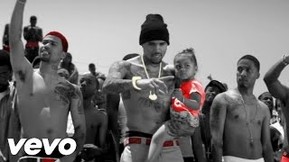 Chris Brown - 500 WAYZ (Soulja Boy DISS) ft. Young Lo & Young Blacc (Official Music Video)