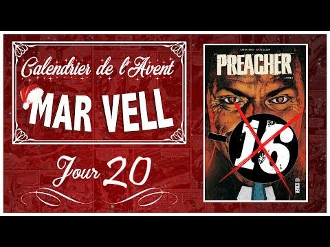 Xxx Mp4 Jour 20 PREACHER Calendrier De L Avent Mar Vell 🛇 16 3gp Sex
