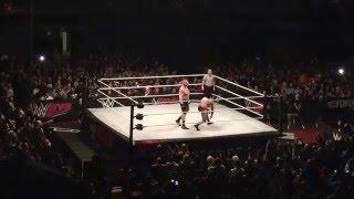 Brock Lesnar vs Alberto Del Rio 12/19/2015
