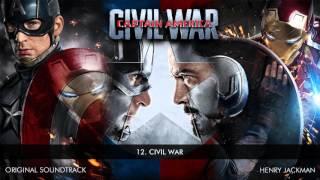 Civil War [HQ] - Captain America: Civil War Soundtrack - By Henry Jackman