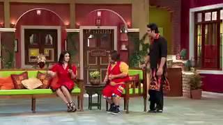 Sunny Leone on #Comedy Nights Live
