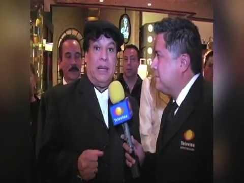 Entrevista con Juan Gabriel en Las Vegas