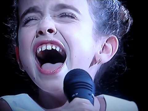 10 Year old girl Julia Dale
