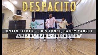 Despacito   Awez Darbar Choreography