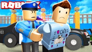 DENIS GETS ARRESTED IN ROBLOX
