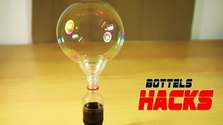 Five Amazing Life Hacks With Plastic Bottles  You Must Try