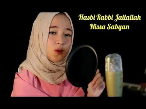 Sholawat Hasbi Rabbbi Jallallah Menyentuh Hati Terbaru 2018 Voc. Nissa Sabyan