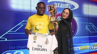 FAINALI YA E-LEAGUE 2018/19: Tazama bingwa wa FIFA19 Safi Gushu alivyopatikana